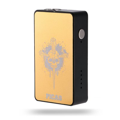 Original Rotkvapor PICAS 100W Box Mod for E Cigarette