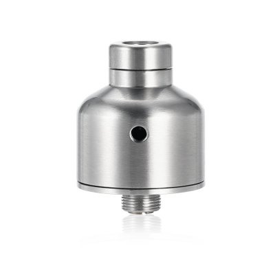 Coopervape NE RDA with Dual / Single Coil Building Design