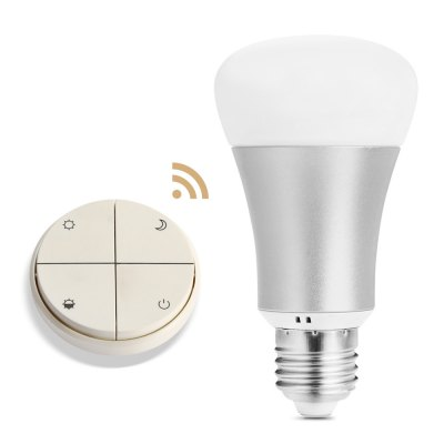 E27 Battery-free Wireless Dimming Bulb Kit