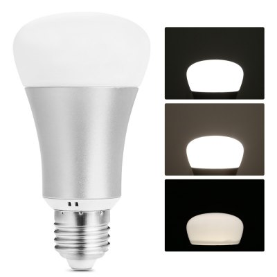 E27 Battery-free Wireless Dimming Bulb KitSmart Lighting<br>E27 Battery-free Wireless Dimming Bulb Kit<br><br>Available Light Color: White<br>Body Color: Golden,Silver<br>Features: Dimming, Remote Control<br>Function: Studio and Exhibition Lighting, Home Lighting, Commercial Lighting<br>Holder: E27<br>Lifespan: 2500h<br>Luminous Flux: 600LM<br>Output Power: 8W<br>Package Contents: 1 x LED Bulb, 1 x Controller, 1 x Lanyard, 1 x Sticker, 2 x English Manual<br>Package size (L x W x H): 13.50 x 9.50 x 7.00 cm / 5.31 x 3.74 x 2.76 inches<br>Package weight: 0.264 kg<br>Product size (L x W x H): 11.00 x 6.00 x 6.00 cm / 4.33 x 2.36 x 2.36 inches<br>Product weight: 0.104 kg<br>Sheathing Material: Aluminum Alloy, Plastic<br>Voltage (V): AC 100-240V
