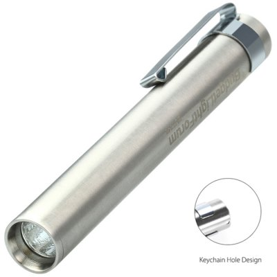 BudgetlightForum Flashlight