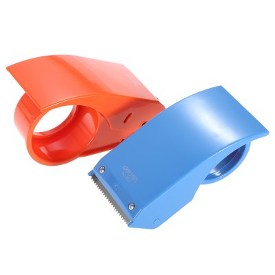 Deli 802 Adhesive Tape Cutter Office Supplies