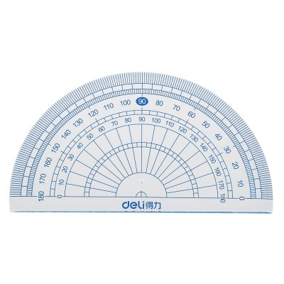 Deli 9595 Geometry Ruler for Students 4PCSSchool Supplies<br>Deli 9595 Geometry Ruler for Students 4PCS<br><br>Brand: Deli<br>Package Contents: 1 x Straightedge, 2 x Triangular Ruler, 1 x Protractor, 1 x Packing Bag<br>Package size (L x W x H): 19.00 x 7.80 x 0.50 cm / 7.48 x 3.07 x 0.2 inches<br>Package weight: 0.070 kg<br>Product weight: 0.049 kg