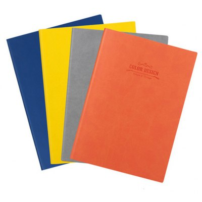 Deli Note Book with PU Leather