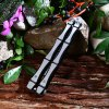 Stainless Steel Folding Training Butterfly Comb for Safe Exercise photo