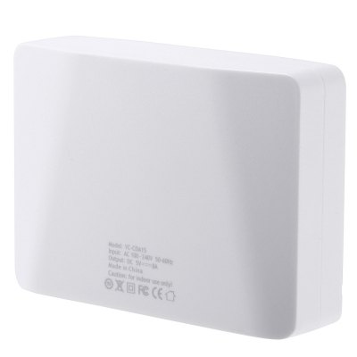 ASLING YC - CDA15 Power Adapter Wall Charger Station