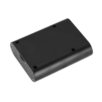LDTR - WG0011 ABS Case Protective BoxRaspberry Pi<br>LDTR - WG0011 ABS Case Protective Box<br><br>Model: LDTR - WG0011<br>Mainly Compatible with: Raspberry Pi<br>Color: Black<br>Product weight: 0.039 kg<br>Package weight: 0.080 kg<br>Product Size(L x W x H): 9.00 x 7.00 x 2.50 cm / 3.54 x 2.76 x 0.98 inches<br>Package Size(L x W x H): 12.00 x 10.00 x 4.50 cm / 4.72 x 3.94 x 1.77 inches<br>Package Contents: 1 x Case, 5 x Screw, 2 x Aluminum Heat Sink, 1 x Copper Heat Sink