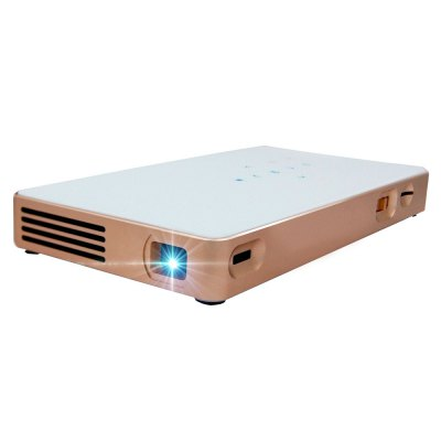 P8 Smart DLP Projector 80 Lumens Android 4.4 OS