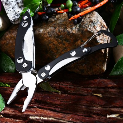 Multi-functional Folding PliersMultitools<br>Multi-functional Folding Pliers<br><br>Blade Length: 3.5cm<br>Fold Length: 8.5cm<br>For: Camping, Daily Use<br>Package Contents: 1 x Pliers, 1 x Bag<br>Package size (L x W x H): 10.00 x 5.00 x 2.00 cm / 3.94 x 1.97 x 0.79 inches<br>Package weight: 0.114 kg<br>Product size (L x W x H): 12.00 x 7.00 x 1.30 cm / 4.72 x 2.76 x 0.51 inches<br>Product weight: 0.075 kg<br>Type: Multitools<br>Unfold Length: 12cm