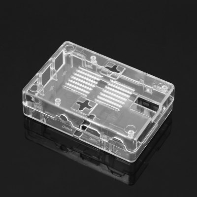 LDTR - WG0012 ABS Case Protective BoxRaspberry Pi<br>LDTR - WG0012 ABS Case Protective Box<br><br>Color: Transparent<br>Mainly Compatible with: Raspberry Pi<br>Model: LDTR - WG0012<br>Package Contents: 1 x ABS Case, 4 x Screw, 4 x Rubber Foot<br>Package Size(L x W x H): 11.00 x 7.50 x 4.00 cm / 4.33 x 2.95 x 1.57 inches<br>Package weight: 0.060 kg<br>Product Size(L x W x H): 9.00 x 6.00 x 2.50 cm / 3.54 x 2.36 x 0.98 inches<br>Product weight: 0.033 kg