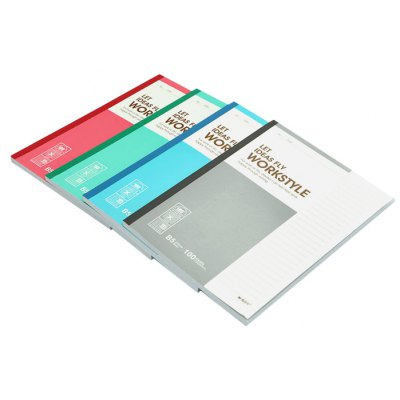 MG ChenGuang B5 Notebook 10PCS