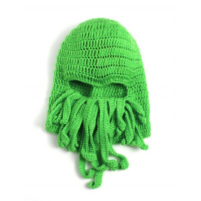Creative Hand Woven Octopus HatMens Hats<br>Creative Hand Woven Octopus Hat<br><br>Circumference (CM): 48 - 50cm<br>Group: Adult<br>Hat Type: Knitted Hat<br>Materials: Acrylic<br>Package Content: 1 x Adult Knitted Octopus Hat<br>Package Dimension: 25.00 x 15.00 x 3.00 cm / 9.84 x 5.91 x 1.18 inches<br>Package weight: 0.160 kg<br>Pattern Type: Animal<br>Product weight: 0.120 kg<br>Style: Novelty