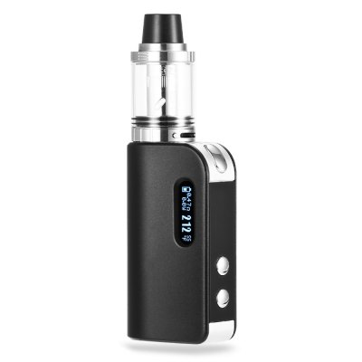 Original Smokjoy Air 50S Micro Kit with 7 - 50W for E CigaretteMod kits<br>Original Smokjoy Air 50S Micro Kit with 7 - 50W for E Cigarette<br><br>APV Mod Wattage: 50W<br>APV Mod Wattage Range: 31-50W<br>Atomizer Capacity: 2.0ml<br>Atomizer Resistance: 0.6 ohm<br>Atomizer Type: Clearomizer, Tank Atomizer<br>Battery Capacity: 1400mAh<br>Brand: SMOKJOY<br>Connection Threading of Atomizer: 510<br>Connection Threading of Battery: 510<br>Material: Zinc Alloy, Stainless Steel<br>Mod Type: VV/VW Mod, Temperature Control Mod<br>Model: Air 50S Micro<br>Package Contents: 1 x Smokjoy Air 50W TC Mod, 1 x Smokjoy Air Clearomizer, 1 x Extra 0.6 ohm Coil, 1 x Extra Glass Tank, 1 x USB Cable, 1 x English User Manual<br>Package size (L x W x H): 8.60 x 11.30 x 3.40 cm / 3.39 x 4.45 x 1.34 inches<br>Package weight: 0.237 kg<br>Product size (L x W x H): 3.50 x 2.30 x 10.00 cm / 1.38 x 0.91 x 3.94 inches<br>Product weight: 0.103 kg<br>Temperature Control Range: 100 - 315 Deg.C / 212 - 600 Deg.F<br>Type: Mod Kit