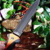 best CIMA A - 16 Folding Knife with Survival Fixed Blade