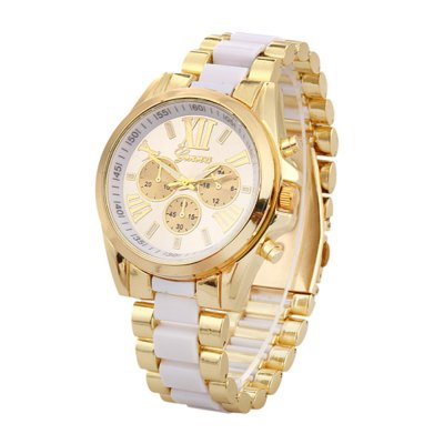 Roman Numerals Steel WatchMens Watches<br>Roman Numerals Steel Watch<br><br>Band material: Steel<br>Case material: Alloy<br>Clasp type: Sheet folding clasp<br>Display type: Analog<br>Movement type: Quartz watch<br>Package Contents: 1 x Watch<br>Package size (L x W x H): 25.00 x 5.00 x 2.00 cm / 9.84 x 1.97 x 0.79 inches<br>Package weight: 0.1100 kg<br>Watches categories: Male table