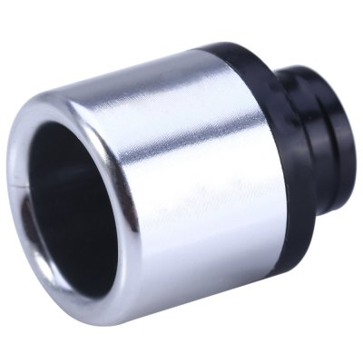 Pt 510 Aluminum Drip TipVapor Styles<br>Pt 510 Aluminum Drip Tip<br><br>Type: Electronic Cigarettes Accessories<br>Accessories type: Drip Tip<br>Material: Aluminum<br>Available color: Black,Blue,Green,Red,White<br>Product weight: 0.002 kg<br>Package weight: 0.005 kg<br>Product size (L x W x H): 1.30 x 1.30 x 1.70 cm / 0.51 x 0.51 x 0.67 inches<br>Package size (L x W x H): 1.50 x 1.50 x 1.90 cm / 0.59 x 0.59 x 0.75 inches<br>Package Contents: 1 x Petri 510 Drip Tip
