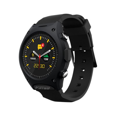 MiFRee Q8 BLE 4.0 Heart Rate Monitor Smart Watch
