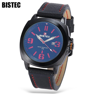 BISTEC 2607 Male Quartz Watch