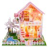 cheap Mini DIY House Style Art Handicraft Toy
