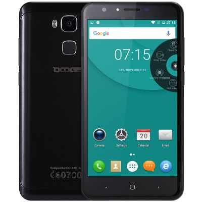Doogee Y6 5.5 inch Android 6.0 4G Phablet