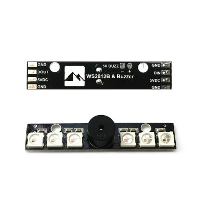 Matek LED Board Integrated with Buzzer