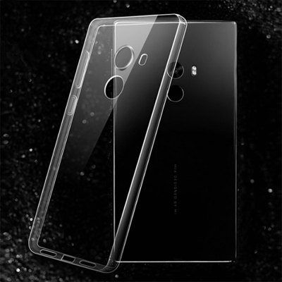 Luanke Transparent TPU Soft Phone Case for Xiaomi Mi MIXCases &amp; Leather<br>Luanke Transparent TPU Soft Phone Case for Xiaomi Mi MIX<br><br>Brand: Luanke<br>Compatible Model: MI MIX<br>Features: Anti-knock, Back Cover<br>Mainly Compatible with: Xiaomi<br>Material: TPU<br>Package Contents: 1 x Phone Case<br>Package size (L x W x H): 16.00 x 11.50 x 2.00 cm / 6.3 x 4.53 x 0.79 inches<br>Package weight: 0.0420 kg<br>Product Size(L x W x H): 15.80 x 8.40 x 0.70 cm / 6.22 x 3.31 x 0.28 inches<br>Product weight: 0.0180 kg<br>Style: Transparent