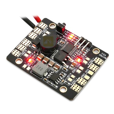 Matek 5 in 1 PDB with Tracker Multicopter DIY Accessory