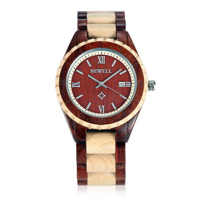 BEWELL ZS - W128AG Fashion Men Wooden Quartz WatchMens Watches<br>BEWELL ZS - W128AG Fashion Men Wooden Quartz Watch<br><br>Band material: Wood<br>Band size: 22 x 2.2 cm / 8.66 x 0.87 inches<br>Brand: Bewell<br>Case material: Wood<br>Clasp type: Butterfly clasp<br>Dial size: 4 x 4 x 1.2 cm / 1.57 x 1.57 x 0.47 inches<br>Display type: Analog<br>Movement type: Quartz watch<br>Package Contents: 1 x BEWELL ZS - W128AG Fashion Men Wooden Quartz Watch, 1 x Box<br>Package size (L x W x H): 8.50 x 8.00 x 5.00 cm / 3.35 x 3.15 x 1.97 inches<br>Package weight: 0.116 kg<br>Product size (L x W x H): 22.00 x 4.00 x 1.20 cm / 8.66 x 1.57 x 0.47 inches<br>Product weight: 0.056 kg<br>Shape of the dial: Round<br>Special features: Date<br>Watch color: Coffee, Black, Black + Red<br>Watch style: Fashion<br>Watches categories: Male table<br>Water resistance : Life water resistant