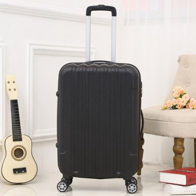 Draw-bar 360 Degree Spinner Wheel Luggage Travel Suitcase