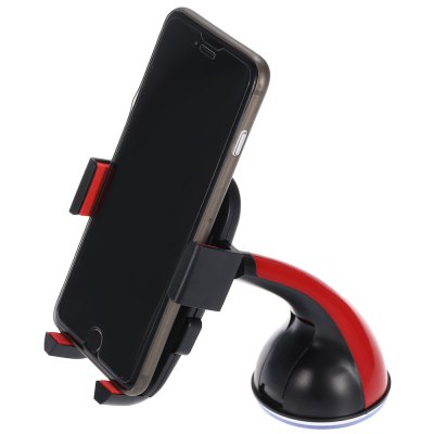 Kelima Car Phone Stand Sucker Absorption BracketStands &amp; Holders<br>Kelima Car Phone Stand Sucker Absorption Bracket<br><br>Brand: KELIMA<br>Color: Black,Red<br>Features: Rotatable, Flexible, Adjustable Stand<br>Material: PC<br>Package Contents: 1 x Stand, 1 x Adapter, 1 x Clamp Holder<br>Package size (L x W x H): 12.50 x 8.90 x 15.40 cm / 4.92 x 3.5 x 6.06 inches<br>Package weight: 0.186 kg<br>Product size (L x W x H): 14.40 x 10.40 x 13.60 cm / 5.67 x 4.09 x 5.35 inches<br>Product weight: 0.120 kg<br>Type: Sucker Stand, Car Stand
