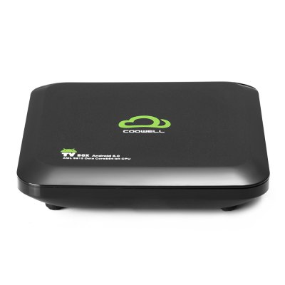 COOWELL V6 TV Box Amlogic S912 Octa-core