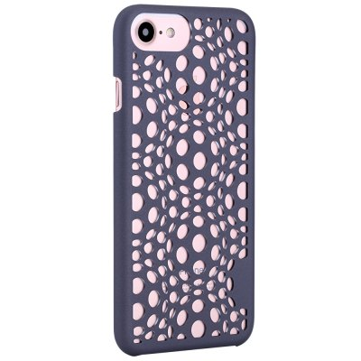 Hollow Carved Mobile Shell Back Case for iPhone 7