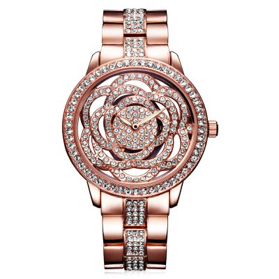 WeiQin 1184 Fashion Lady Quartz WatchWomens Watches<br>WeiQin 1184 Fashion Lady Quartz Watch<br><br>Brand: Weiqin<br>Watches categories: Female table<br>Watch style: Fashion<br>Available color: Rose Gold,Silver<br>Movement type: Quartz watch<br>Shape of the dial: Round<br>Display type: Analog<br>Case material: Alloy<br>Band material: Alloys<br>Clasp type: Folding clasp with safety<br>Dial size: 4.1 x 4.1 x 1.2 cm / 1.61 x 1.61 x 0.47 inches<br>Band size: 22 x 2 cm / 8.66 x 0.79 inches<br>Product weight: 0.125 kg<br>Package weight: 0.185 kg<br>Product size (L x W x H): 22.00 x 4.10 x 1.20 cm / 8.66 x 1.61 x 0.47 inches<br>Package size (L x W x H): 28.00 x 8.00 x 3.50 cm / 11.02 x 3.15 x 1.38 inches<br>Package Contents: 1 x WeiQin 1184 Fashion Lady Quartz Watch