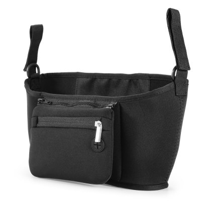 Chloroprene Rubber Baby Carriage Bag with Detachable Pouch