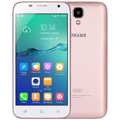 UHANS A101S Android 6.0 5.0 inch 3G Smartphone