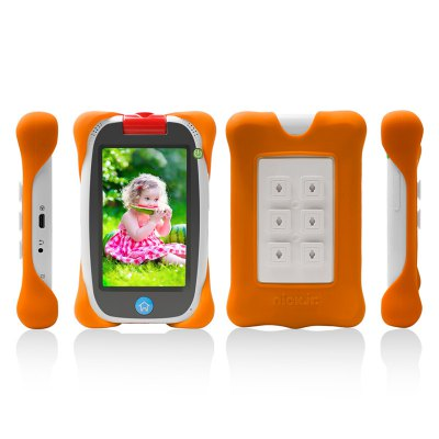 Nabi JR - NV5B Kids Tablet PCTablet PCs<br>Nabi JR - NV5B Kids Tablet PC<br><br>Brand: Nabi<br>Type: Kids Tablet<br>OS System: Android 4.1<br>WIFI: 802.11b/g/n wireless internet<br>CPU Brand: NVIDIA<br>CPU: NVIDIA Tegra 3 T30SL<br>GPU: GeForce T3<br>Core: 1.2GHz,Quad Core<br>Bluetooth: Yes<br>RAM: 1GB<br>ROM: 16GB<br>External Memory: TF card up to 32GB (not included)<br>Screen type: Capacitive<br>Screen size: 5 inch<br>Screen resolution: 800 x 480 (WVGA)<br>Camera type: Single camera<br>Back camera: 2.0MP<br>TF card slot: Yes<br>Micro USB Slot: Yes<br>3.5mm Headphone Jack: Yes<br>Battery Capacity: Built-in, 3.7V / 2500mAh, Li-ion Polymer battery<br>Battery / Run Time (up to): 6 hours video playing time<br>Charging Time (h): 3-4 hours<br>Standby time: 10-12 hours<br>AC adapter: 110-240V 5V 2A<br>Material of back cover: Plastic<br>G-sensor: Supported<br>Skype: Supported<br>Youtube: Supported<br>Speaker: Supported<br>MIC: Supported<br>Picture format: BMP,GIF,JPEG,PNG<br>Music format: AAC,MP3,OGG,WMA<br>Video format: 3GP,AVI,MP4,WMV<br>MS Office format: Excel,PPT,Word<br>Pre-installed Language: English<br>Additional Features: Alarm,Bluetooth,MP3,MP4,Wi-Fi<br>Tablet PC: 1<br>Power Adapter: 1<br>USB Cable: 1<br>Tablet Case: 1<br>Product size: 17.50 x 11.00 x 3.50 cm / 6.89 x 4.33 x 1.38 inches<br>Package size: 22.00 x 16.00 x 8.00 cm / 8.66 x 6.3 x 3.15 inches<br>Product weight: 0.307 kg<br>Package weight: 0.830 kg