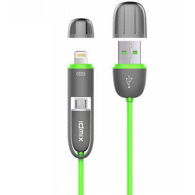 IDMIX DL02 MFi Certification USB Data Sync Charging Cable