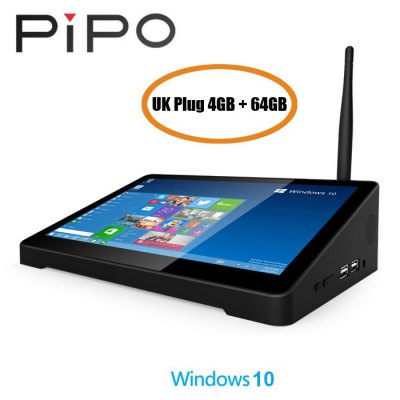 PIPO X9S Stream TV Box Mini PC Tableta de 8,9 pulgadas