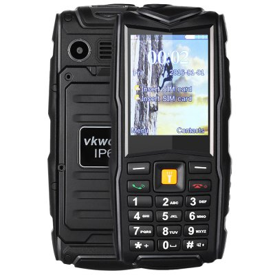 VKworld Stone V3 2.4 inch Quad Band Unlocked Phone