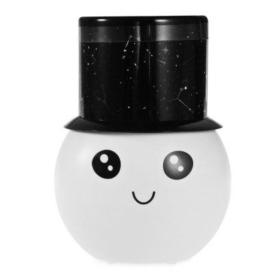 BRELONG Top Hat Rechargeable LED Projection Lamp Night Light