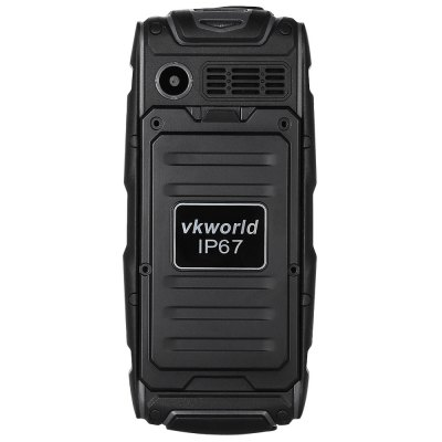 VKworld Stone V3 Quad Band Unlocked PhoneFeatured Phones<br>VKworld Stone V3 Quad Band Unlocked Phone<br><br>Brand: VKWORLD<br>Type: Bar Phone<br>RAM: 64MB<br>ROM: 64MB<br>External Memory: TF card up to 8GB (not included)<br>Network type: GSM<br>Frequency: GSM 850/900/1800/1900MHz<br>Bluetooth: Yes<br>Screen size: 2.4 inch<br>Screen resolution: 240x320<br>Camera type: Single camera<br>Back-camera: 1.2MP<br>SIM Card Slot: Dual SIM,Dual Standby<br>TF card slot: Yes<br>USB Slot: Yes<br>Speaker: Supported<br>Picture format: BMP,JPEG,PNG<br>Music format: AAC,MP3,WAV<br>Video format: 3GP,MP4<br>Languages: English, Arabic, Russian, French, Indonesian, Spanish, Italian, Turkish, German, Dutch, Polish, Thai, Portuguese, Vietnamese<br>Additional Features: Alarm,Bluetooth,Calculator,Calendar,MP3,People<br>Cell Phone: 1<br>Hook with Compass: 1<br>Battery: 1 x 5200mAh<br>Screwdriver: 1<br>LED Lamp: 1<br>Power Adapter: 1<br>USB Cable: 1<br>English Manual : 1<br>Screw: 4<br>Product size: 13.27 x 5.93 x 2.39 cm / 5.22 x 2.33 x 0.94 inches<br>Package size: 15.40 x 9.80 x 8.00 cm / 6.06 x 3.86 x 3.15 inches<br>Product weight: 0.119 kg<br>Package weight: 0.386 kg