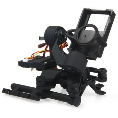Durable FLYING 3D 2 Axis Airborne Brushless Gimbal for FY X4 X8 Quadcopter