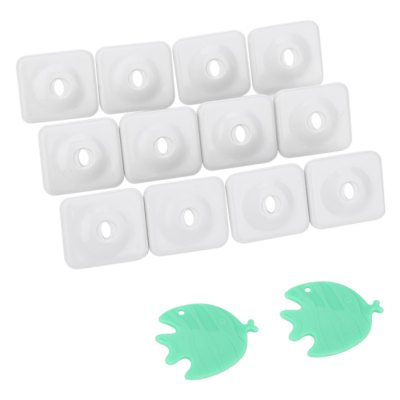 12PCS BabyMatee Baby Safety Socket Cover Plug