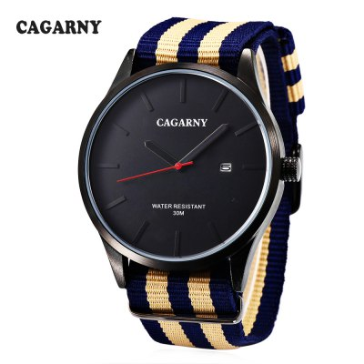 CAGARNY 6865 Unisex Quartz Watch
