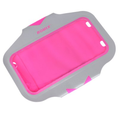 ROMIX RH17 Sports Arm BagWaistpacks<br>ROMIX RH17 Sports Arm Bag<br><br>Brand: ROMIX<br>Gender: Unisex<br>Package Content: 1 x ROMIX RH17 Arm Bag<br>Package size: 23.50 x 17.50 x 1.00 cm / 9.25 x 6.89 x 0.39 inches<br>Package weight: 0.118 kg<br>Type: Arm Bag