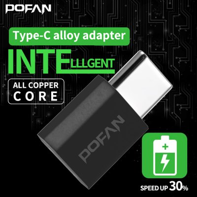POFAN Mini Micro USB to Type-C Adapter
