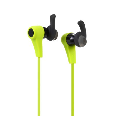 Magnetic Sport Bluetooth Earbuds WirelessEarbud Headphones<br>Magnetic Sport Bluetooth Earbuds Wireless<br><br>Application: Mobile phone, Portable Media Player, Sport, For iPod<br>Battery Capacity(mAh): 160mAh<br>Battery Types: Biult-in Li-ion battery<br>Bluetooth: Yes<br>Bluetooth Version: V4.0<br>Charging Time.: 2h<br>Compatible with: iPod<br>Connectivity: Wireless<br>Driver unit: 40mm<br>Frequency response: 20~20KHz<br>Function: Voice control, Answering Phone, Bluetooth, Microphone, Song Switching, Sweatproof<br>Impedance: 32ohms<br>Language: English<br>Material: ABS<br>Music Time: 7h<br>Package Contents: 1 x Earbuds, 1 x USB Cable, 1 x English User Manual, 4 x Ear Hook<br>Package size (L x W x H): 9.30 x 7.20 x 3.50 cm / 3.66 x 2.83 x 1.38 inches<br>Package weight: 0.0600 kg<br>Product weight: 0.0200 kg<br>Sensitivity: 92dB<br>Standby time: 168h<br>Talk time: 7h<br>Wearing type: In-ear with ear hook