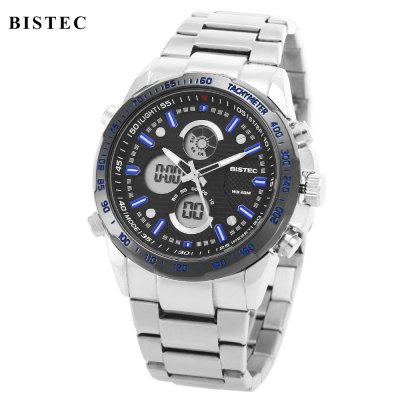 BISTEC 210 Men Dual Movt Watch