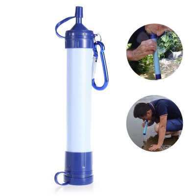 Water Straw Filter