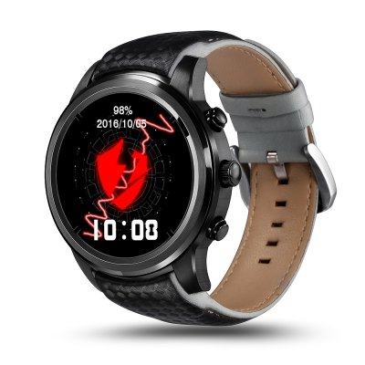 LEMFO LEM5 1.39 inch Android 5.1 3G Smartwatch Phone
